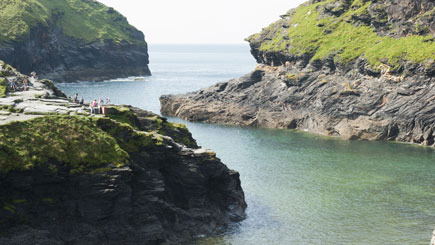 boscastle national trust tour