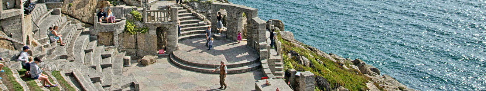 Things to do in Cornwall: Visit Minack Theatre Cornwall