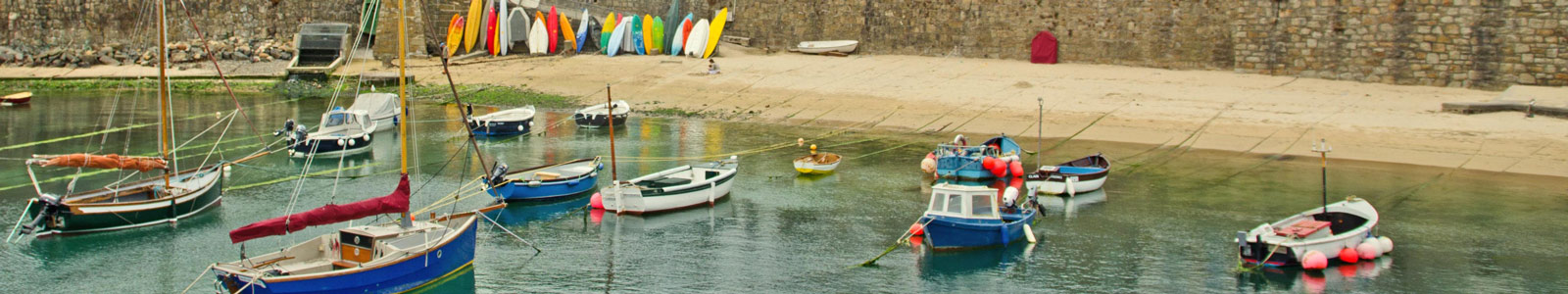 Things to do in Cornwall: Visit Mousehole