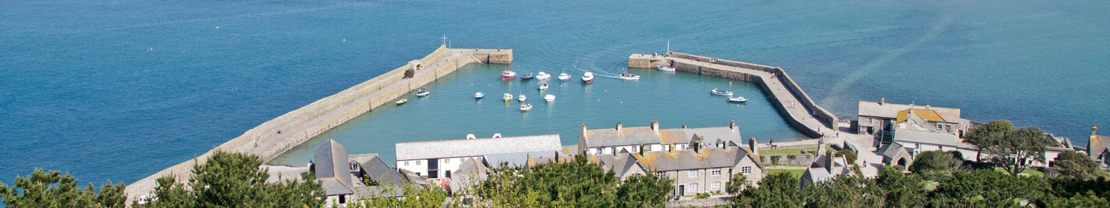 Things to do in Cornwall:  St Michaels Mount Harbour