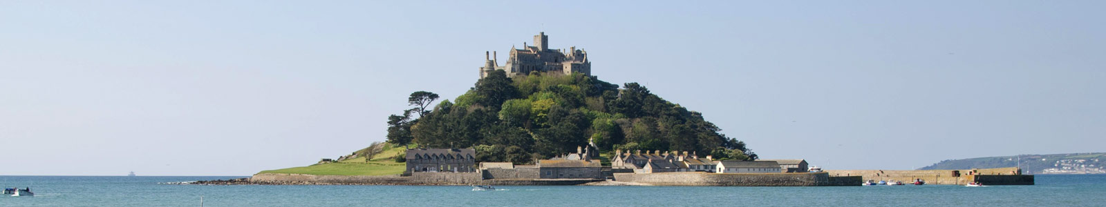 Things to do in Cornwall:  Visit St Michaels Mount