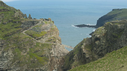 tintagel national trust tour