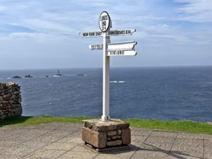 Cornwall Tours: Lands End