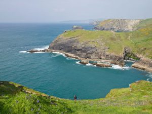 north cornwall tintagel