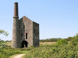 tin mine cornwall