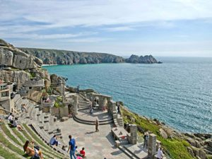 Cornish tours: Minack Theatre